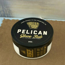 Pelican Glove Rub Used by Amateur and Pro Baseball Players Conditions Your Glove