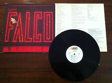 FALCO - EMOTIONAL - LP VINILO VINYL - 1986 - VG+/VG+ SPANISH EDIT INNER SLEEVE