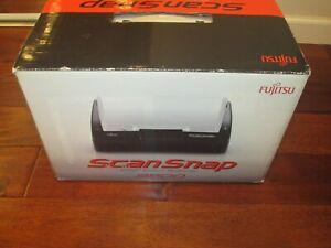 Fujitsu ScanSnap S500 Color Image Duplex Scanner BRAND NEW