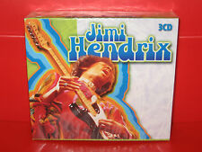 3 CD JIMI HENDRIX - Jim Morrison/Lonnie Youngblood - SEALED SIGILLATO