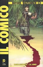 BEFORE WATCHMEN: IL COMICO VOLUME 2 DI 6 EDIZIONE LION
