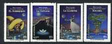 Guatemala 2013 UPAEP Myths and Legends Music Cpl Set MNH