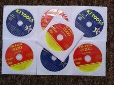 7 CDG LOT OLDIES COUNTRY KARAOKE - JUDY GARLAND,BOSTON,ANDY WILLIAMS CD+G 16B