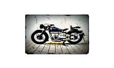 1949 Condor A580 Bike Motorcycle A4 Photo Poster