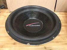 "Audiobahn AW1571SE 15"" Sub Special Edition D Jones Woofer 500 W Flame Basket"