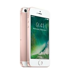 Apple iPhone SE 32GB-Rose Gold (Straight Talk or Total Wireless)A1662 (CDMA GSM)