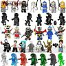 Single Legoings Super Heroes Voltron Beast King Golio Mazinger Z Predator Alien