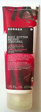 Korres BODY BUTTER in JAPANESE ROSE Cream Lotion 7.95 oz 235 ml Sealed Full Size