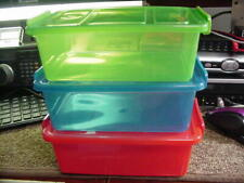 10 Clip Box Plastic Storage Boxes With Lids Latch Box Containers Organizer