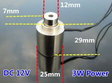 DC 12V Small Micro Electric Magnet Lifting Holding Solenoid Electromagnet 3W