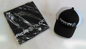 SALE!! ORION TRUCKS HAT AND CHARCOAL XL T-SHIRT !! COMBO !!