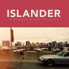 Islander - Violence And Destruction (NEW CD)