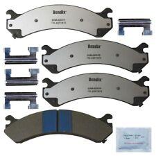 Disc Brake Pad Set-Cutaway Van Front Bendix MKD784FM