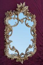 MIROIR MURAL BAROQUE OR ANTIQUE Rokoko 60x35 Miroir Déco C511 Miroir De Couloir