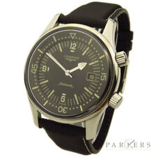 LONGINES LEGEND DIVER STEEL AUTOMATIC WRISTWATCH L3.674.4.50.0 DATING FROM 2010