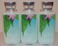 3 Bath&Body Works Eucalipto Menta Verde Crema Loción Mano Shea Vitamina E Lote
