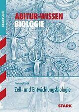 Abitur-Wissen Biologie / Zell- und Entwicklungsbiologie ... | Buch | Zustand gut