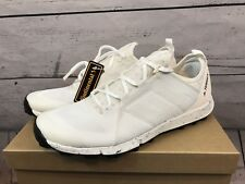 Adidas Mens White Terrex Agravic Speed Shoes Sneakers Size 11 NWOB Q1