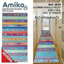 Amiko Tapis Multicolore 0,50 x 12 m