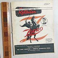 VINTAGE AUS TOY RETAILER MAG 1979 KENNER TOLTOYS STAR WARS STORE DISPLAY CONTEST