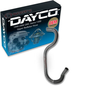 Dayco Upper Radiator Coolant Hose for 1999-2006 GMC Sierra 1500 4.8L 5.3L kg