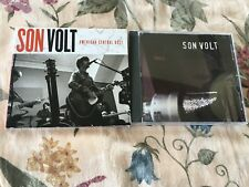 SON VOLT 3 CD LOT: TRACE, WIDE SWING TREMOLO, AMERICAN CENTRAL DUST