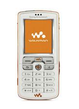 Sony Ericsson  Walkman W800i - Smooth White (Ohne Simlock) Handy