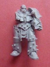 FORGEWORLD Horus Heresy SONS of HORUS COMMAND OFFICER TORSO & LEGS 40K