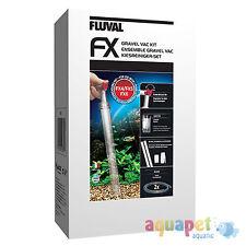 Fluval FX Gravel VAC Kit Fx4 Fx5 Fx6 Aquarium Cleaning