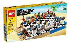 LEGO 40158 Piraten-Schachspiel Chess Neu OVP ungeöffnet
