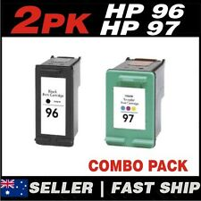 Set of 2 Ink for HP 96 97 C8767WA C9363WA Photosmart 8150 8450 PSC 2610 2710