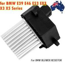 Blower Motor Fan Heater Resistor Final Stage for BMW E39 E46 E53 E83 X3X5 Series