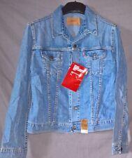 BNWT lovely LEVI'S Girls Jean Slim Fit Trucker Jacket- size MEDIUM     (#L-13)