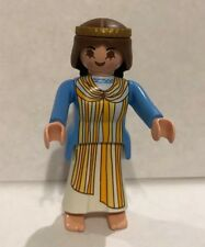 Replacement Playmobil Christmas Nativity Mother MARY Madonna Figure w CROWN