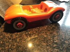 Vintage Orange Barbie Dune Buggy W/ Wide White Walls West Germany