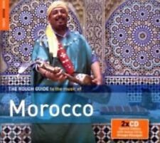 The Rough Guide to Morocco 0605633126624 by Various Artists CD