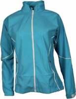 Page & Tuttle Free Swing Peached Windbreaker Womens   Athletic  Jacket  - Blue -