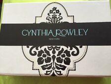 3 🧼 Cynthia Rowley *Vanilla & Sandalwood* Triple Milled Luxury 🧼 RaRe 👀