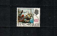 SEYCHELLES Scott's 264A Pirates F/VF used ( 1972 )
