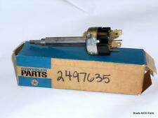 NOS MoPar 1965 Dodge Polara Monaco  WIPER SWITCH w/ single speed wipers  2497635