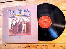 THE TEMPTATIONS HOUSE PARTY LP 33T VINYLE EX COVER EX ORIGINAL 1975