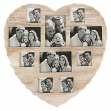 Heart French Country Unbranded Multi-Picture Frames