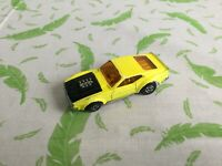 Vintage Matchbox Lesney Superfast No 44 Yellow Boss Ford Mustang