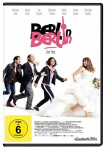 DVD Berlin, Berlin der Film(Felicitas Woll,Christian Tramitz,Armin Rohde)Neu,OVP