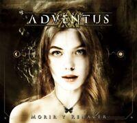 ADVENTUS Morir Y Renacer NEW CD 2021- 15-01-2021-WARCRY