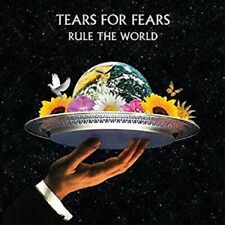 Tears For Fears Rule The World-Greatest Hits CD NEW SEALED 2017 Mad World/Shout+