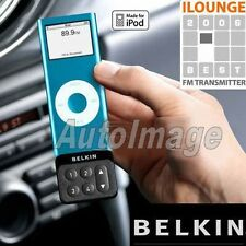 Car Radio FM Transmitter Ipod Nano Chromatic 2G 4G 5G