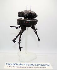 """Star Wars Black Series 6"""" Inch Imperial Probe Droid Loose Figure COMPLETE"""