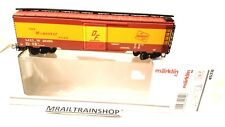 "45711 MARKLIN HO - Zeldzame USA box car ""The Milwaukee Road"" NEW/NEUF (K15-360)"