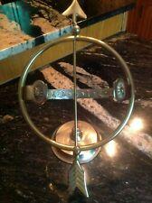 Solid Sphere Globe Garden Sundial ~Roman Numeral Detail~Fun